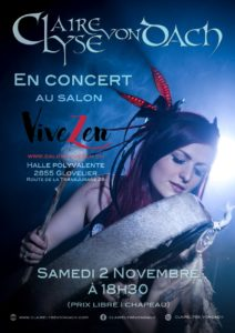 Concert Claire Lyse von Dach
